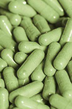 Super Green Malay Kratom Capsules