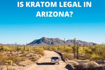 Is kratom legal in arizona