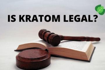 is kratom legal