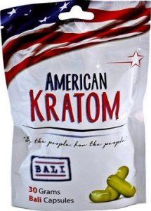 American kratom Bali