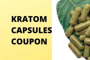 _ Kratom Capsules Coupon