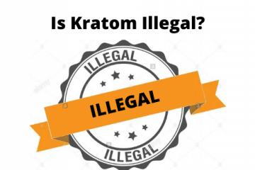 is kratom illegal