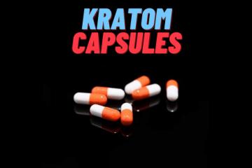 kratom capsules for sale