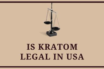 is kratom legal in the us