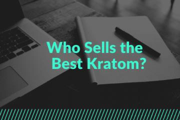 who sells the best kratom