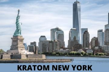 is kratom legal in NY