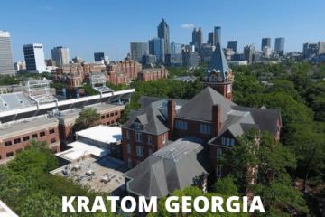 is kratom legal in georgia