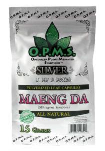 order OPMS Kratom Gold Maeng Da 15 Grams - Copy